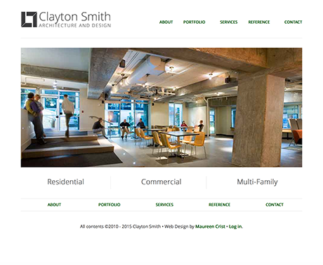 Clayton Smith Architect