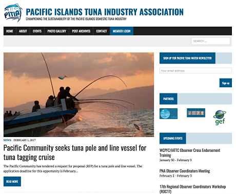 Pacific Islands Tuna Industry Association
