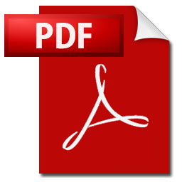 Adobe PDF file icon